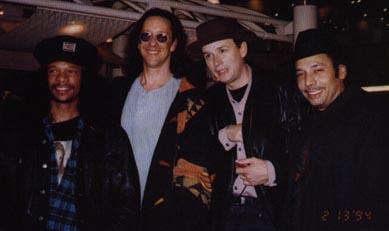 Watson, Jackson, Baxter, Garnier